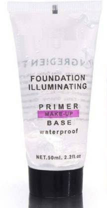 Gattoo WATERPROOF FOUNDATION ILLUMINATING PRIMER TUBE Primer  - 50 ml