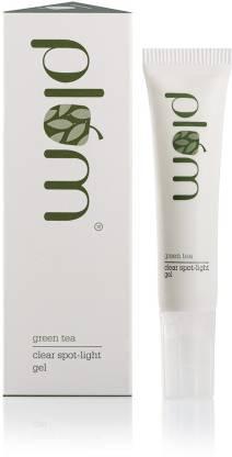 Plum Green Tea Clear Spot Light Gel