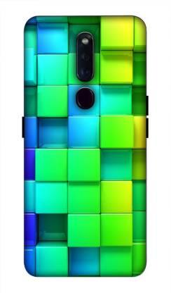 Flipcombo Back Cover for Oppo F11 Pro