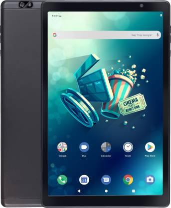 iball iTAB MovieZ 2 GB RAM 32 GB ROM 10.1 inch with Wi-Fi+4G Tablet (Coal Black)