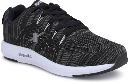 Sparx Men SM-519 Black Grey Walking Shoes For Men