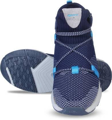 Sparx Men SM-405 Navy Sky Blue Running Shoes For Men