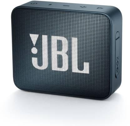 JBL GO2 Portable Bluetooth Speaker