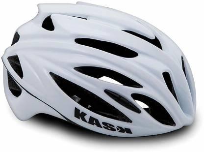 Kask Rapido Road Cycling Helmet,Medium,White [Cat_7864] Cycling Helmet