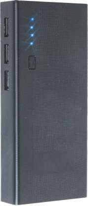 Mihsty 30000 mAh Power Bank(Black, Lithium-ion)