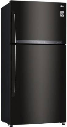 LG 603 L Frost Free Double Door 2 Star Refrigerator