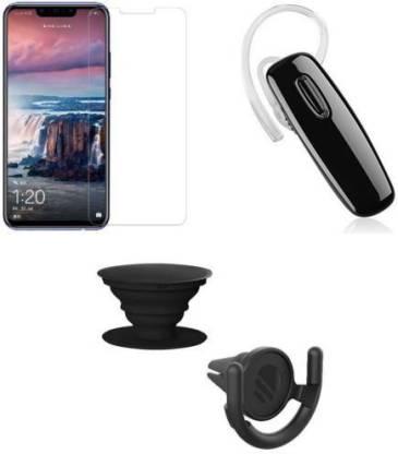 Mudshi Screen Protector Accessory Combo for Huawei Nova 3