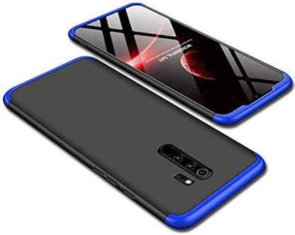 360pro Back Cover for oppo a9 2020 360 cover blue and black