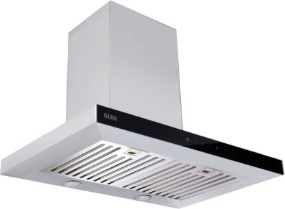 Glen CH6056TS60BFLTW Wall and Ceiling Mounted Chimney