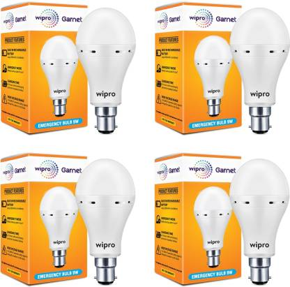 WIPRO NE9001_4 Bulb Emergency Light