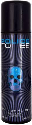 POLICE To Be Men Deodorant Spray  –  For Men(200 ml)