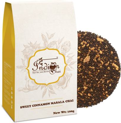 The Indian Chai Sweet Cinnamon Masala Chai Cinnamon Tea Vacuum Pack