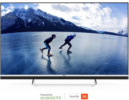 Nokia 139 cm (55 inch) Ultra HD (4K) LED Smart Android TV with Sound by JBL