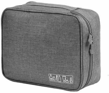 Divinext Travel Toiletry Bag Multi-Purpose Makeup Organizer Travel Toiletry Kit