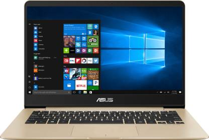 Asus ZenBook Core i5 8th Gen - (8 GB/256 GB SSD/Windows 10 Home) UX430UA-GV573T Thin and Light Laptop