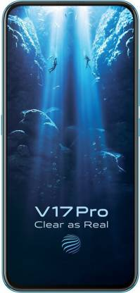 ViVO V17Pro (Glacier Ice White, 128 GB)