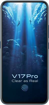 Vivo V17Pro Midnight Ocean Black, 128 GB 8 GB RAM
