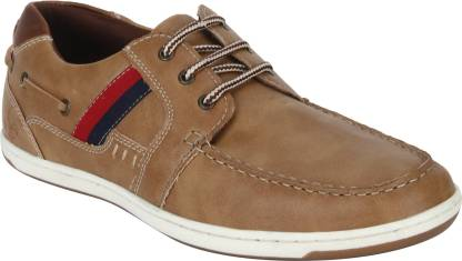 Bond Street By Red Tape Boat Shoes For Men