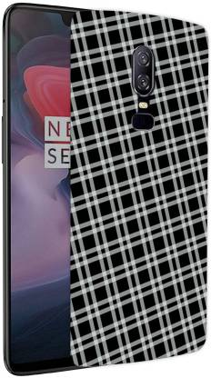 Londonux Back Cover for OnePlus 6