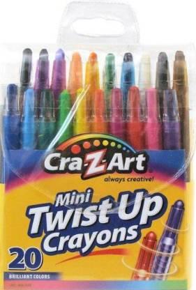 Cra-Z-Art Mini Twist Up Crayons