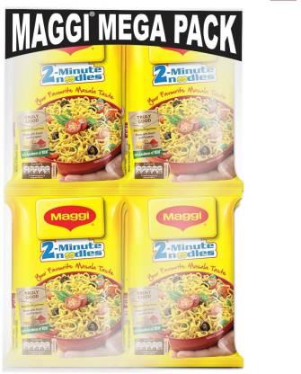 Maggi Masala Instant Noodles Vegetarian
