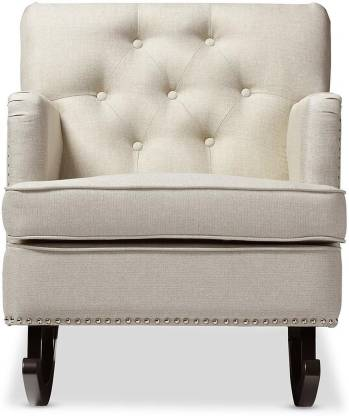 houzzcraft Solid Wood 1 Seater Rocking Chairs