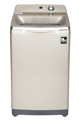 Haier 8.5 kg Fully Automatic Top Load Gold