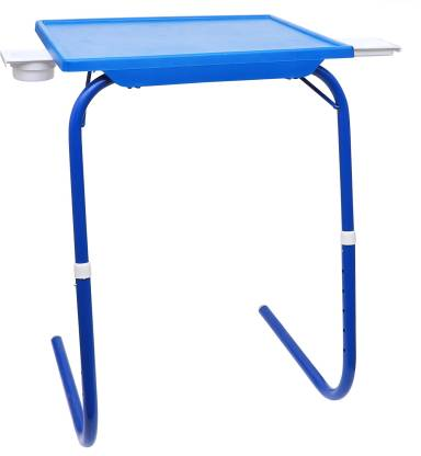 Easyhome Multipurpose Table Blue Changing Table with Extra Slide Tray Blue Changing Table