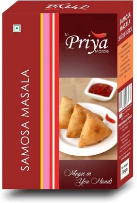 Sri Priya Masala SRI PRIYA SAMOSA MASALA 50 GM