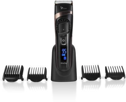 Syska HB 100 Ultra Clip Hair Clipper  Runtime: 90 min Trimmer for Men