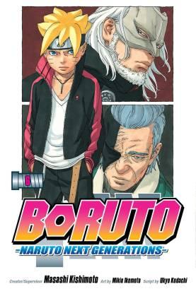 Boruto: Naruto Next Generations, Vol. 6