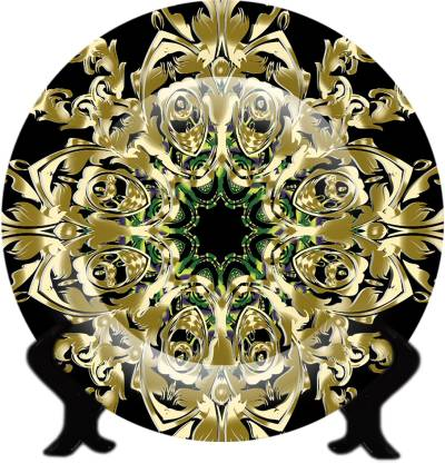 Shoppers Dream Ceramic Decorative Platter
