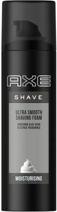 AXE Ultra Smooth Shaving Foam