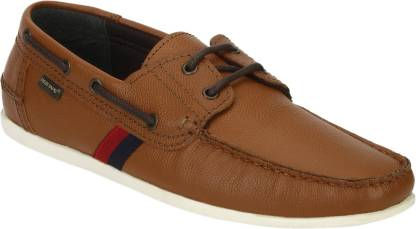 Red Tape RTE0273 Boat Shoes For Men