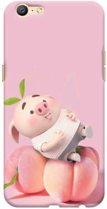 Oducos Back Cover for Oppo A57 ( Disney Cartoon )