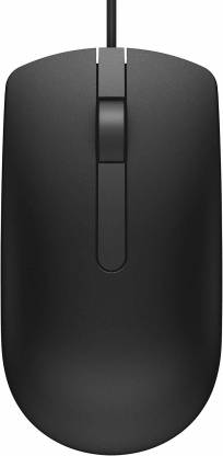 DELL MS 116 Wired Optical Mouse