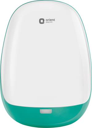 Orient Electric 3 L Instant Water Geyser (Aura Neo, turquoise blue)