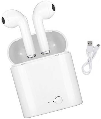 CASADOMANI handfree Wireless Earbuds headphone with Charging Box Bluetooth Headset