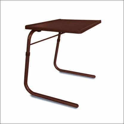 DOZZER Foldable And Adjustable Kid's Study Table Plastic Study Table