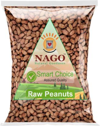 NAGO Natural Goodness Red Raw Peanut (Whole)