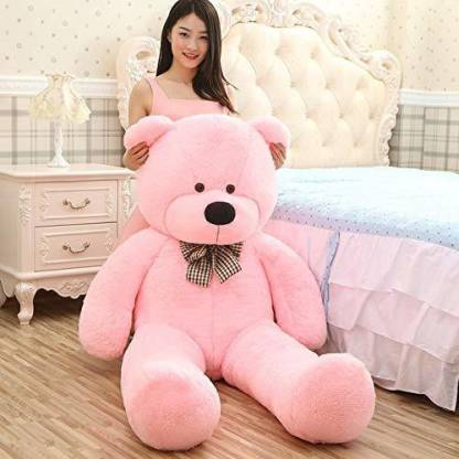 Mrbear Cute Bootsy Red 90 Cm 3 feet Hugable And Loveable For Someone Close Teddy Bear  - 90 cm