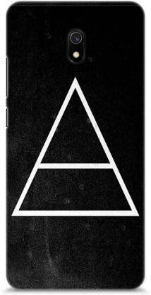 Wrixty Back Cover for Mi Redmi 8A