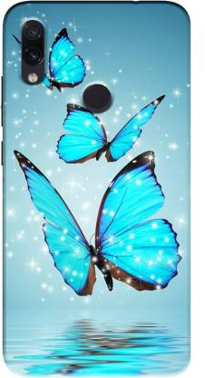 PictoWorld Back Cover for Redmi 7