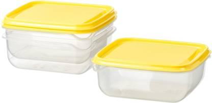 IKEA Food container  - 600 ml Plastic, Polypropylene Fridge Container