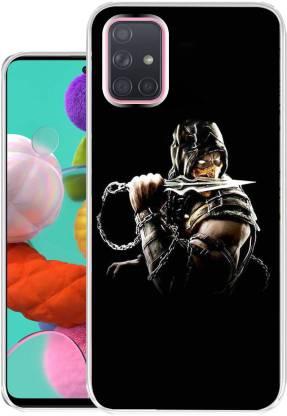 Case Club Back Cover for Samsung Galaxy A51