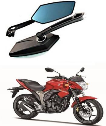 RWT Manual Rear View Mirror For Suzuki Universal For Bike