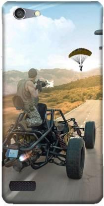 Crafto Rama Back Cover for Oppo Neo 7, Pubg, Pubg Hero, Pubg Logo, Battlegrounds, Pubg Buggy, PRINTED
