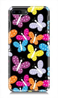 GUNSHOT Back Cover for Apple iPhone 7 Plus/8 Plus