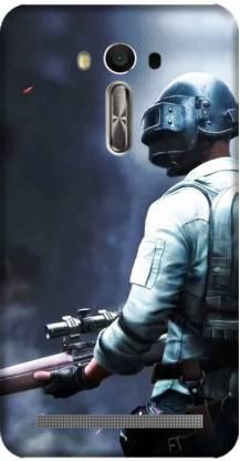 Crafto Rama Back Cover for Asus Zenfone 2 Laser, Pubg, Pubg Hero, Pubg Logo, Battlegrounds, Pubg Game, PRINTED