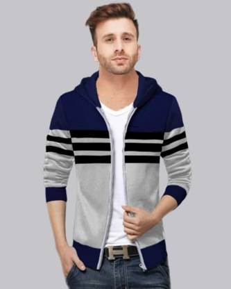 FastColors Full Sleeve Color Block Men Jacket